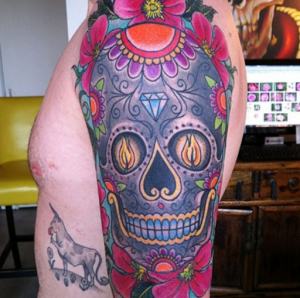 calaveras mexicanas tattoo tatuajes 2 • 2020 » calaveras-mexicanas-tattoo-tatuajes (2) 3