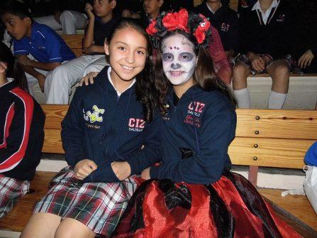 catrin niña catrin niño 8 • 2020 » 30 Ideas para Maquillaje de Catrinas para niñas 8