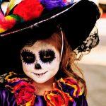 catrin niña catrin niño 9 » 30 Ideas para Maquillaje de Catrinas para niñas 2