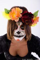 comomaquillarsedecatrina 15 • 2020 » 75 Ideas Geniales de Maquillajes de Catrinas Mexicanas 18