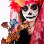 comomaquillarsedecatrina 21 » 75 Ideas Geniales de Maquillajes de Catrinas Mexicanas 34