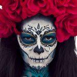 comomaquillarsedecatrina 26 » 75 Ideas Geniales de Maquillajes de Catrinas Mexicanas 8