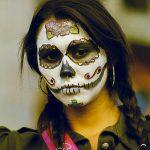 comomaquillarsedecatrina 29 » 75 Ideas Geniales de Maquillajes de Catrinas Mexicanas 26