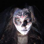 comomaquillarsedecatrina 33 » 75 Ideas Geniales de Maquillajes de Catrinas Mexicanas 55