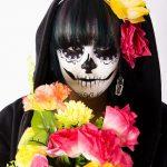 comomaquillarsedecatrina 34 » 75 Ideas Geniales de Maquillajes de Catrinas Mexicanas 54