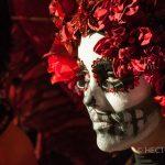 comomaquillarsedecatrina 41 » 75 Ideas Geniales de Maquillajes de Catrinas Mexicanas 37