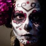 comomaquillarsedecatrina 46 » 75 Ideas Geniales de Maquillajes de Catrinas Mexicanas 44