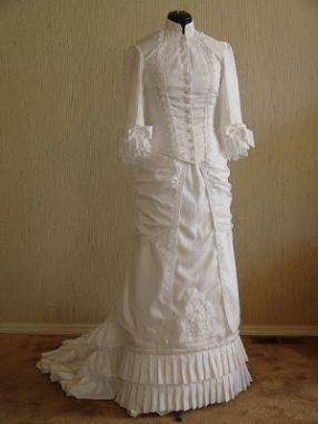 Vestidos de novia para catrinas