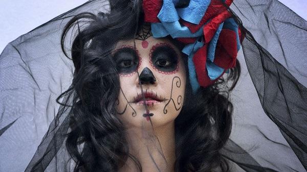 disfraz catrina dia muertos 1 • 2020 » Ideas para Disfraz de Catrina [2020] · Día de los Muertos 2