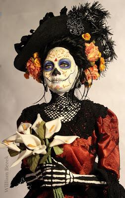 disfraz catrina dia muertos 11 • 2020 » Ideas para Disfraz de Catrina [2020] · Día de los Muertos 7
