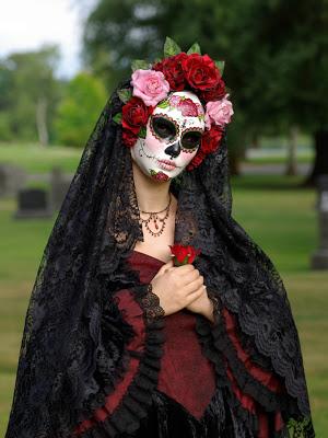 disfraz catrina dia muertos 14 • 2020 » Ideas para Disfraz de Catrina [2020] · Día de los Muertos 9