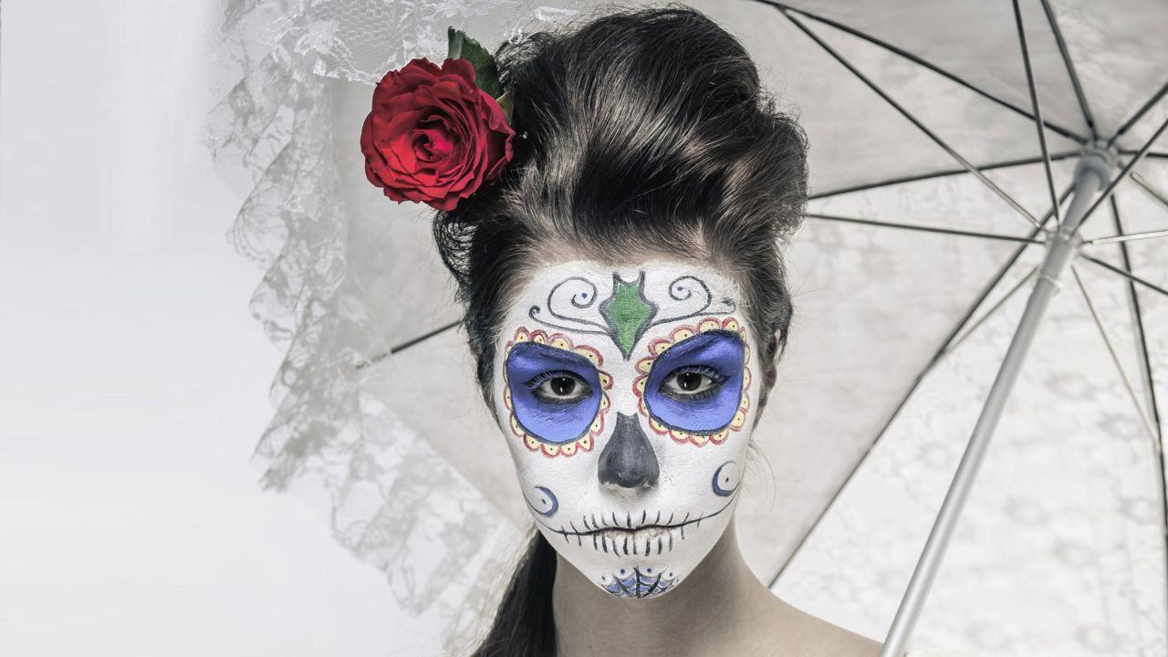 disfraz catrina dia muertos 2 • 2020 » Ideas para Disfraz de Catrina [2020] · Día de los Muertos 3
