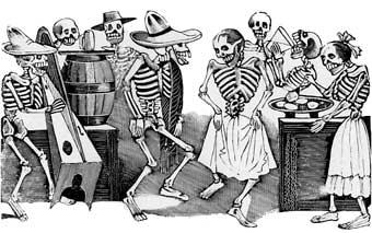 historia catrinas leyenda 11 • 2020 » Origen de la Leyenda de las Catrinas Mexicanas 9