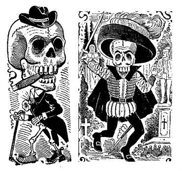 historia catrinas leyenda 12 • 2020 » Origen de la Leyenda de las Catrinas Mexicanas 8