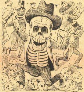 historia catrinas leyenda 15 » Origen e Historia de la Catrina Mexicana 5