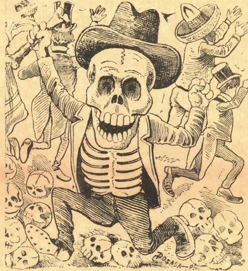 historia catrinas leyenda 15 • 2020 » Origen de la Leyenda de las Catrinas Mexicanas 5
