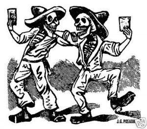 historia catrinas leyenda 17 » Origen e Historia de la Catrina Mexicana 4