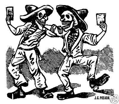 historia catrinas leyenda 17 • 2020 » Origen de la Leyenda de las Catrinas Mexicanas 4