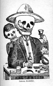 historia catrinas leyenda 19 » Origen e Historia de la Catrina Mexicana 3