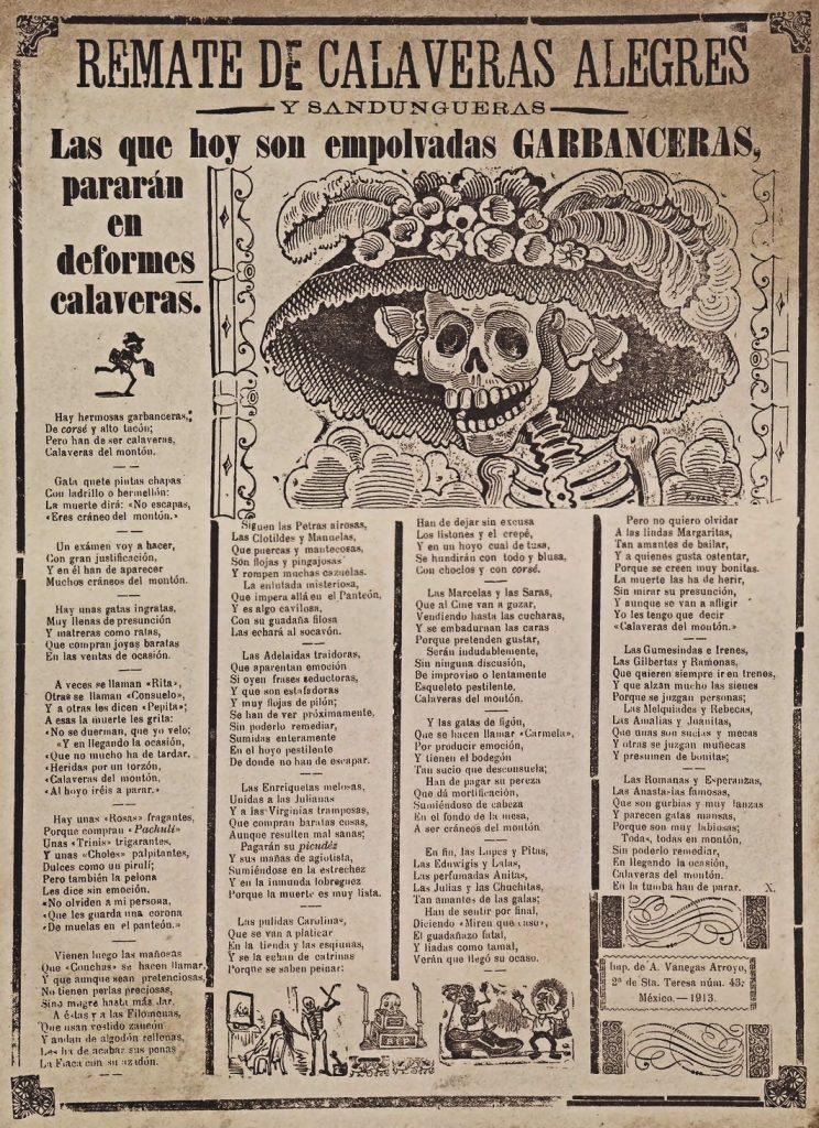 historia catrinas leyenda 21 • 2020 » Origen de la Leyenda de las Catrinas Mexicanas 2