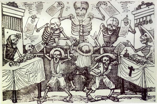 historia catrinas leyenda 4 • 2020 » Origen de la Leyenda de las Catrinas Mexicanas 16