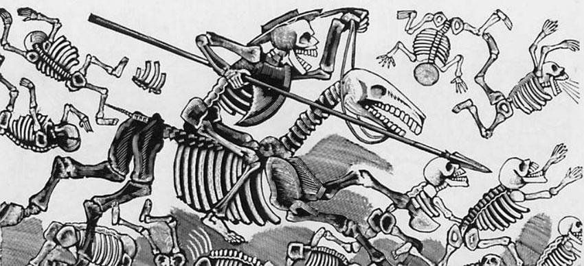 historia catrinas leyenda 7 • 2020 » Origen de la Leyenda de las Catrinas Mexicanas 13