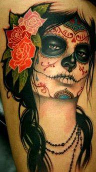 imagenes catrinas tattoo tatuajes 19 • 2020 » 97 Geniales Tatuajes de Catrinas (+Significados) Catrina Tattoo 54