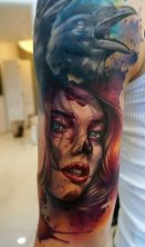 imagenes catrinas tattoo tatuajes 23 e1489786598218 • 2020 » 97 Geniales Tatuajes de Catrinas (+Significados) Catrina Tattoo 15