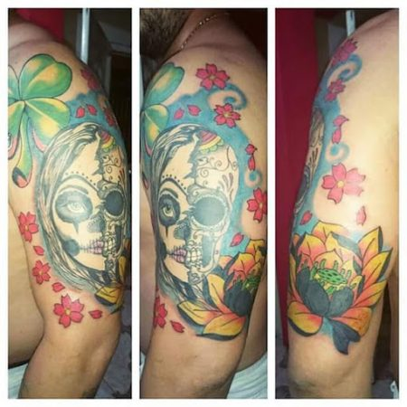 imagenes catrinas tattoo tatuajes 32 • 2020 » 97 Geniales Tatuajes de Catrinas (+Significados) Catrina Tattoo 67