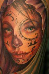 imagenes catrinas tattoo tatuajes 41 • 2020 » 97 Geniales Tatuajes de Catrinas (+Significados) Catrina Tattoo 76