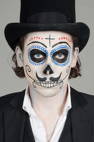 maquillaje catrin hombre catrina 11 » Ideas Geniales para Maquillaje de Catrin 20