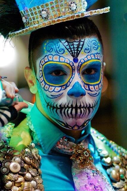 maquillaje catrin hombre catrina 12 » Ideas Geniales para Maquillaje de Catrin 19
