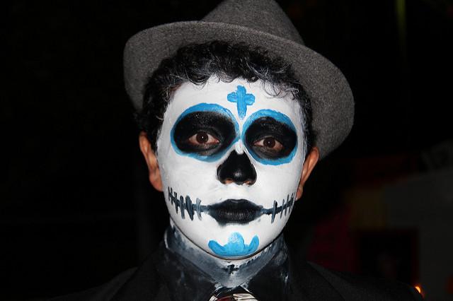 maquillaje catrin hombre catrina 5 » Ideas Geniales para Maquillaje de Catrin 28