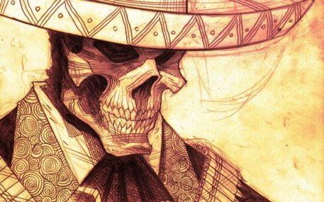 catrinas diseños bocetos tatuajes 16 • 2020 » 50 Diseños de Catrinas y Bocetos de Tatuajes de Calaveras Mexicanas 2
