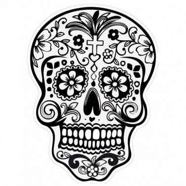 catrinas diseños bocetos tatuajes 2 • 2020 » 50 Diseños de Catrinas y Bocetos de Tatuajes de Calaveras Mexicanas 4