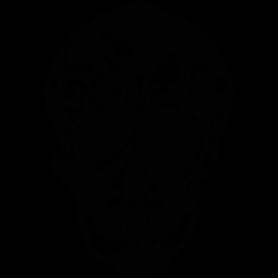 catrinas diseños bocetos tatuajes 44 • 2020 » 50 Diseños de Catrinas y Bocetos de Tatuajes de Calaveras Mexicanas 10