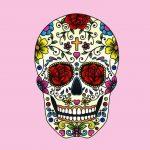 catrinas diseños bocetos tatuajes 45 » 50 Diseños de Catrinas y Bocetos de Tatuajes de Calaveras Mexicanas 8
