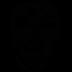 catrinas diseños bocetos tatuajes 46 • 2020 » 50 Diseños de Catrinas y Bocetos de Tatuajes de Calaveras Mexicanas 8