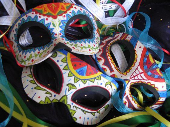 mascaras de catrinas antifaz 2 » Máscaras de Catrinas: Ideas y Ofertas 34