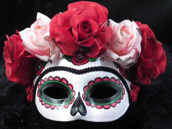mascaras de catrinas antifaz 8 » Máscaras de Catrinas: Ideas y Ofertas 28