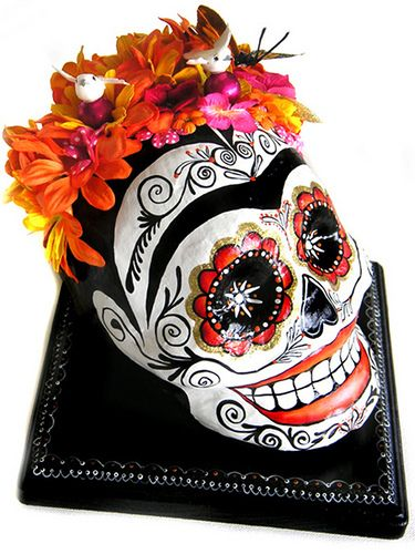 mascaras de catrinas calavera mexicana 10 » Máscaras de Catrinas: Ideas y Ofertas 42