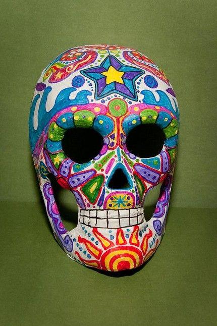 mascaras de catrinas calavera mexicana 12 » Máscaras de Catrinas: Ideas y Ofertas 40