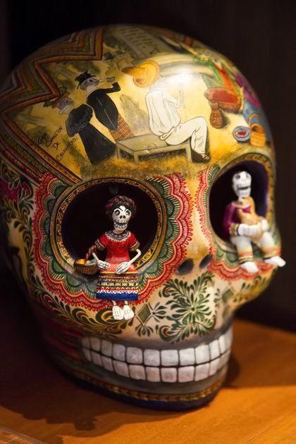 mascaras de catrinas calavera mexicana 4 » Máscaras de Catrinas: Ideas y Ofertas 48