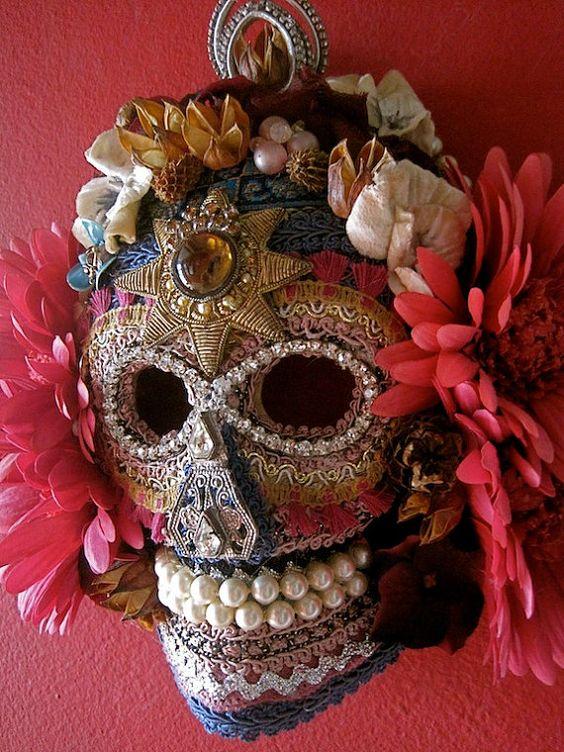 mascaras de catrinas calavera mexicana 5 » Máscaras de Catrinas: Ideas y Ofertas 47