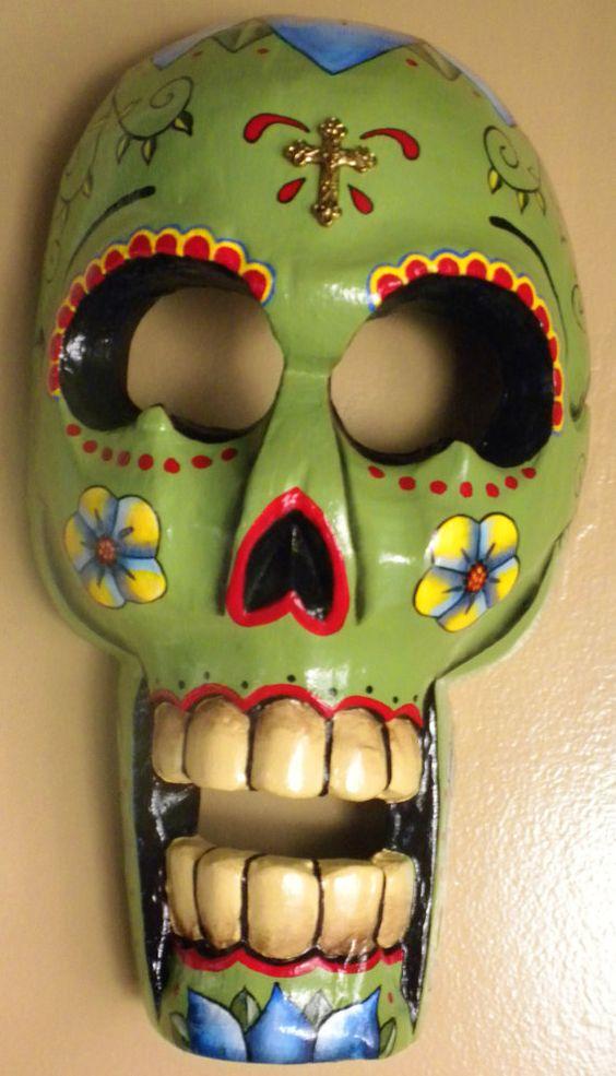 mascaras de catrinas calavera mexicana 7 » Máscaras de Catrinas: Ideas y Ofertas 45