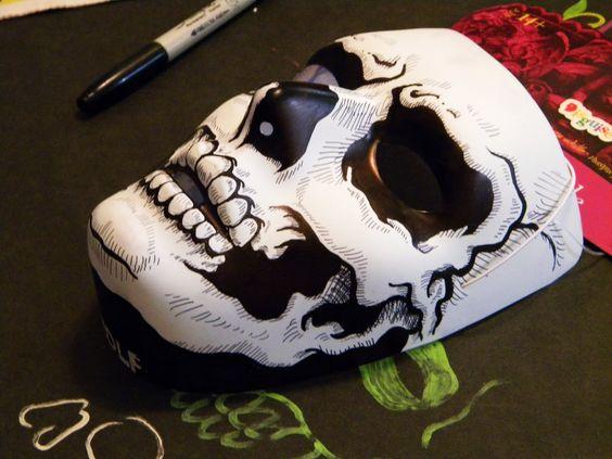 mascaras de catrinas calavera mexicana 8 » Máscaras de Catrinas: Ideas y Ofertas 44