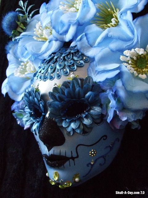 mascaras de catrinas decoradas 3 » Máscaras de Catrinas: Ideas y Ofertas 8