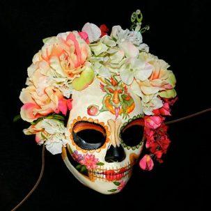 M scaras de catrinas im genes y modelos para inspirarte - Mascaras venecianas decoracion ...