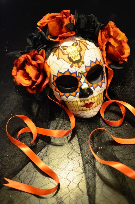 mascaras de catrinas decoradas 6 » Máscaras de Catrinas: Ideas y Ofertas 7