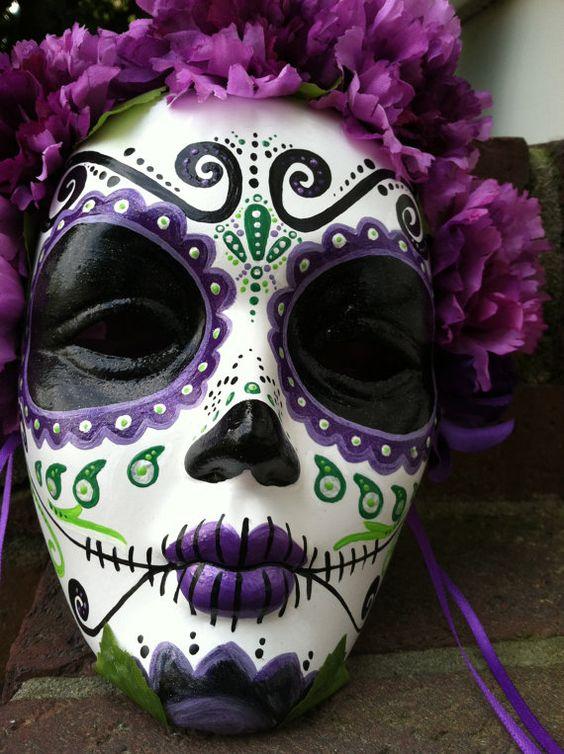mascaras de catrinas decoradas 8 » Máscaras de Catrinas: Ideas y Ofertas 5